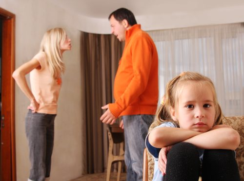 Teens and Divorced Parents: What You Should Know About the Law