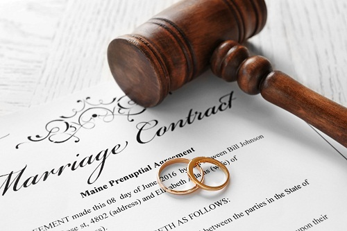 Marriage Contract Lawyer